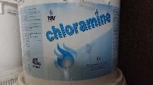 700 tachos de cloro recibe la empresa Aguas del Chuno
