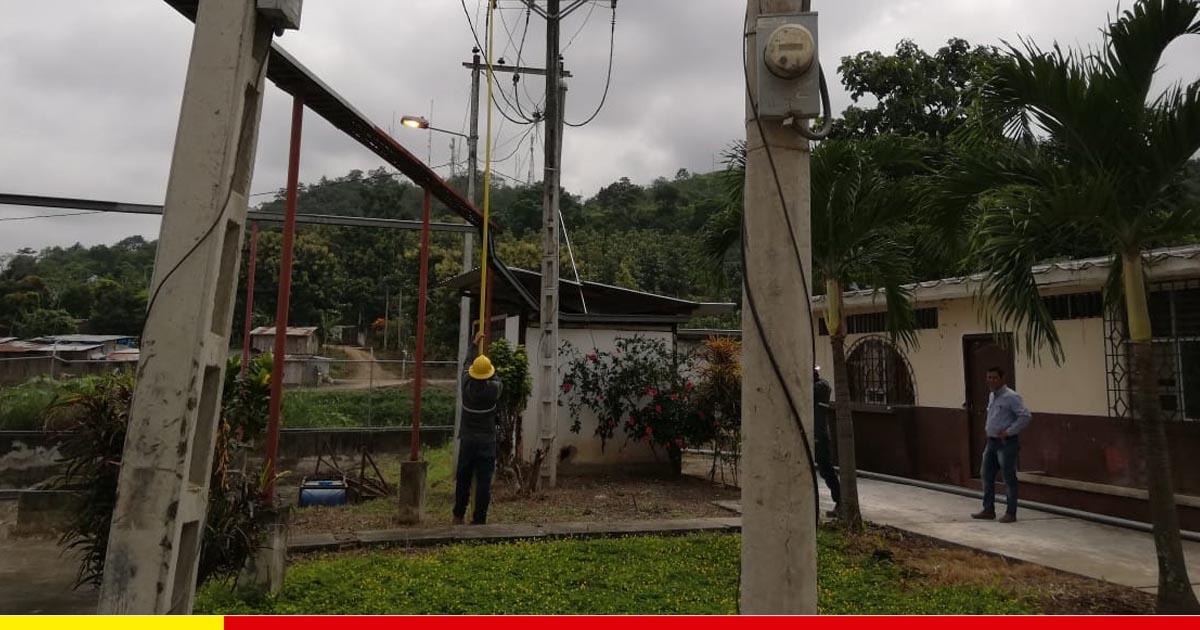 Dotación de agua se normaliza tras solucionar desfase eléctrico en planta potabilizadora